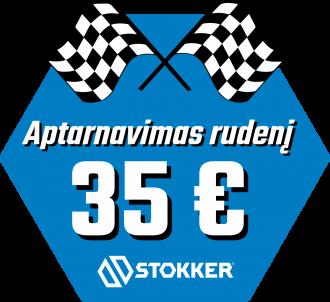 Aptarnavimas rudenį - 35€