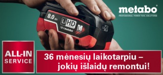 Metabo AllINService