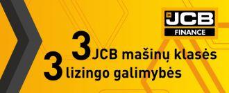 Išskirtinis JCB Finance pasiūlymas!