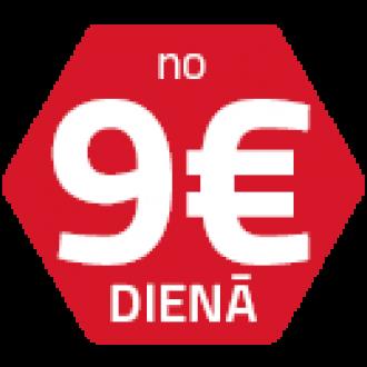 Ammann noma 9 EUR / dienā