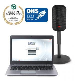 3M E-A-Rfit pārbaudes sistēma