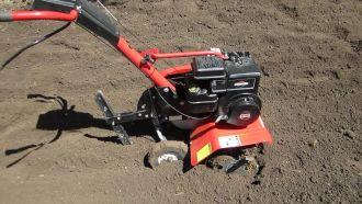 Papildu aprīkojuma izvēle augsnes frēzēm