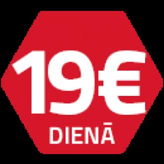 Ammann noma 19 EUR / dienā