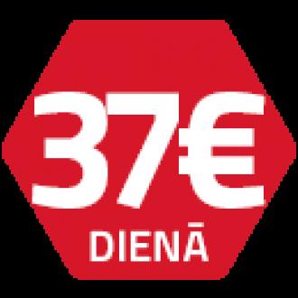 Ammann noma 37 EUR / dienā