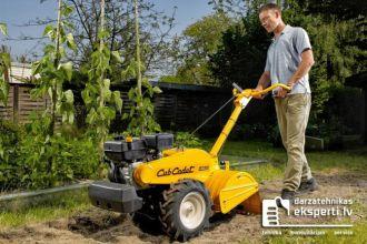 Eksperti iesaka, kā izvēlēties augsnes frēzi