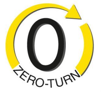 Zero-Turn - 0-pöörderaadius