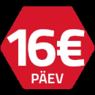 Ammann rent 16 EUR / päev