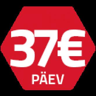 Ammann rent 37 EUR / päev