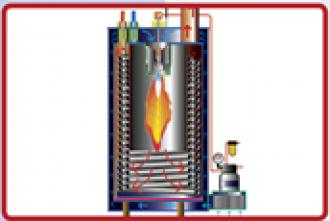 Kränzle põletitehnoloogia