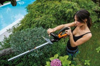 Efektīvākais instruments dzīvžogu apstrādei