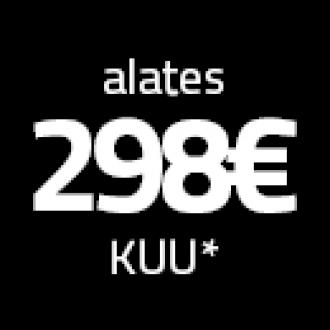 Kuumakse 298€