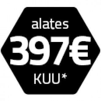Kuumakse 397€