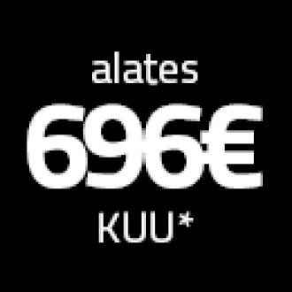 Kuumakse 696€