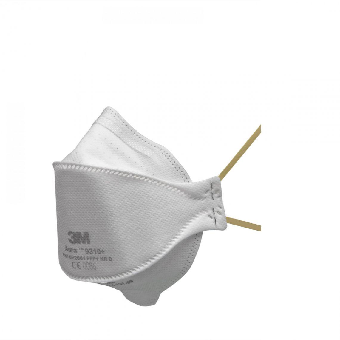 3M™  Aura respiraatorid kaitsevad tervist tõhusamalt !