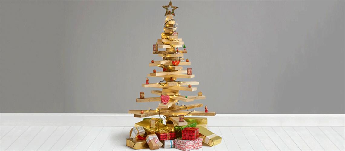 Valmista endale ise jõulupuu
