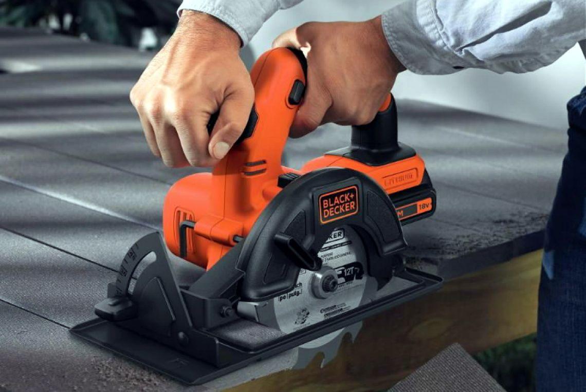 Naujiena Stokker įrankių centruose - Black&Decker elektriniai įrankiai