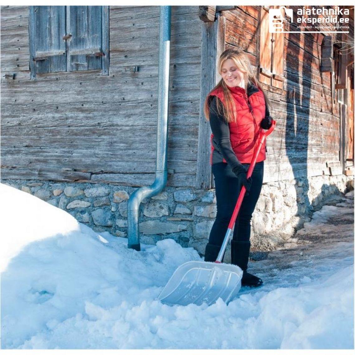 Muuda lumelükkamine hõlpsaks