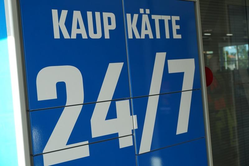 Tallinna ja Tartu Stokkeritest e-poe kaubad kätte 24/7 ja kontaktivabalt