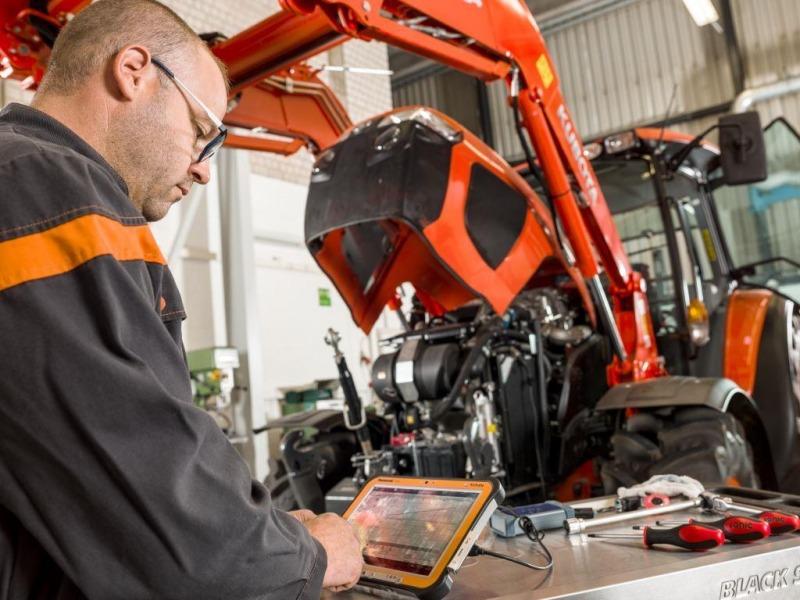 Kubota investuos 55 mln. EUR į naują traktorių mokslinių tyrimų ir technologinės plėtros centrą Europoje