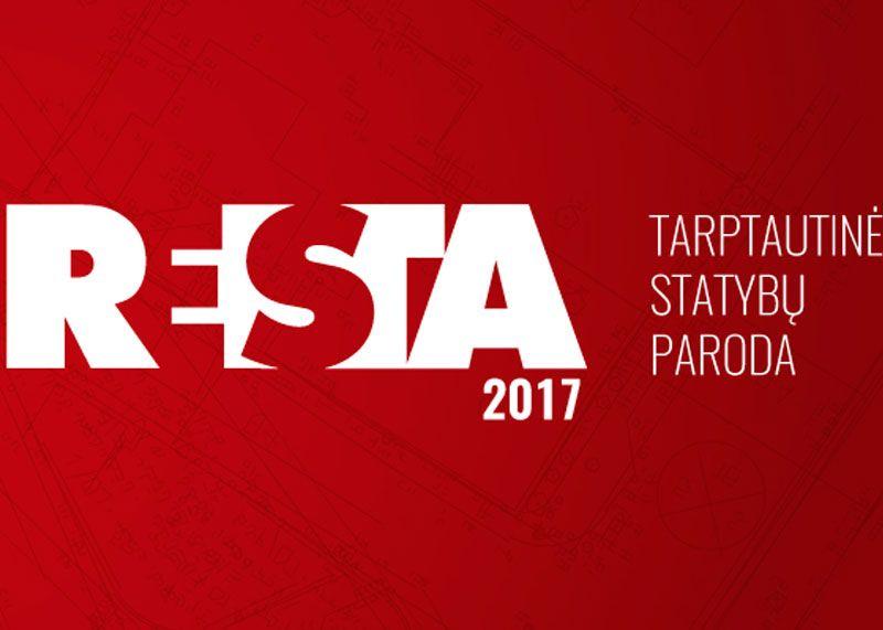 Stokker įrankių centrai dalyvauja parodoje RESTA 2017