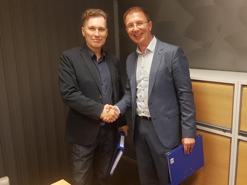 Stokker paplašina darbību Somijas tirgū