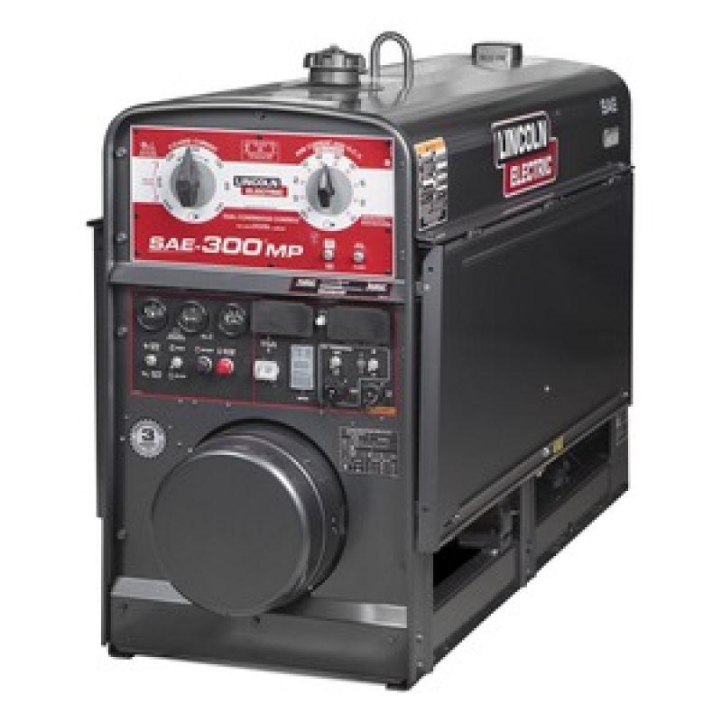 Lincoln Electric laidis klajā SAE-300 MP ar dzinēja piedziņu