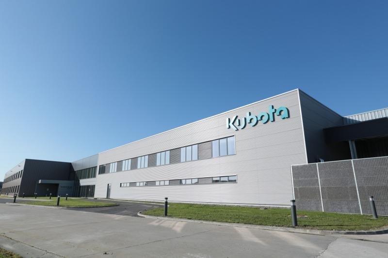Kubota investēs 55 miljonus eiro jaunā traktortehnikas izstrādes centrā Eiropā