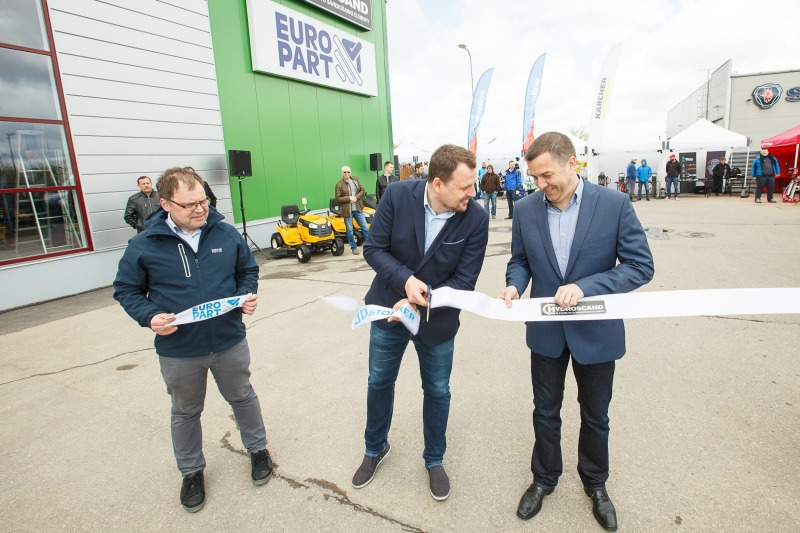 STOKKER atver jaunu centru Daugavpilī, paplašinoties Latgales reģionā