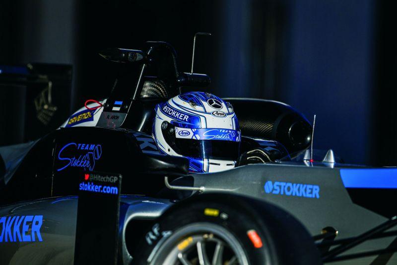 Hitech GP tiimis on suur võidutahe