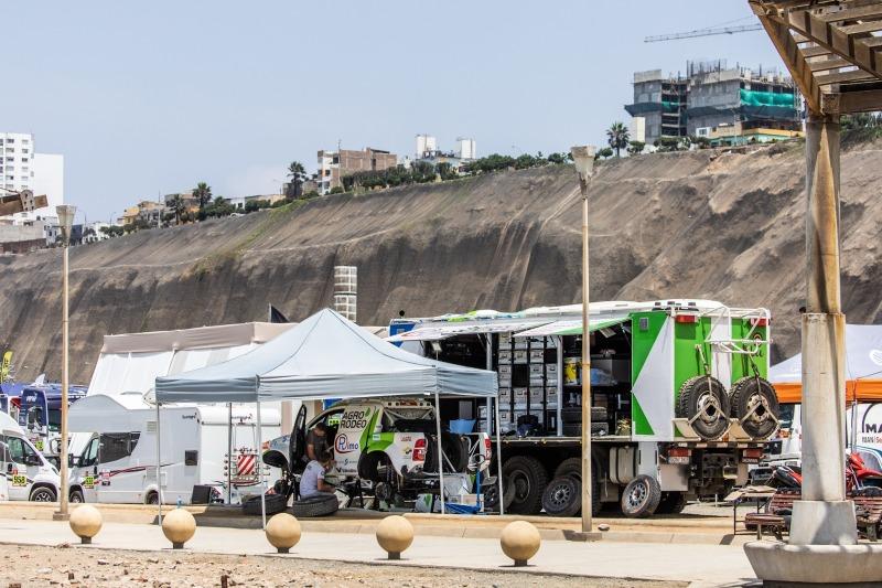 Interviu su Vaidotu Žala: Tai dar tik ketvirtas mūsų Dakaras