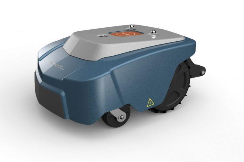WIPER robots pārsteidz - fotoreportāža