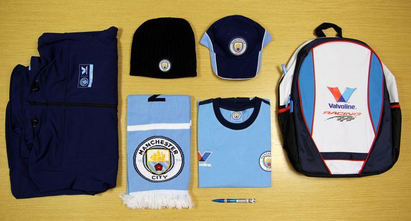 Valvoline Manchester City kampaania võitjad