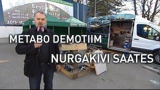 Metabo demotiim Nurgakivi saates