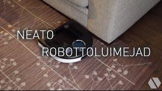 Neato robottolmuimejad Botvac D85 ja Signature