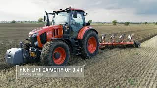 Uus Kubota M7003 traktor