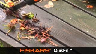 Fiskars QuikFit Patio Knife 13