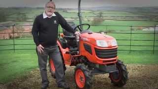 Kubota traktorius B1620