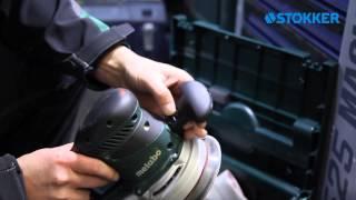 Metabo ekstsentriklihvija SXE 450 TurboTec