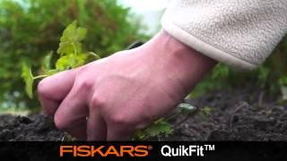 Fiskars QuikFit Trowel 137512