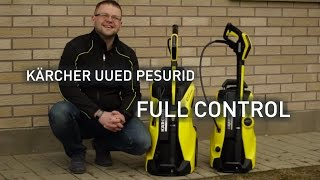 Kärcher Full Control pesurid