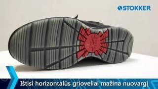 Apsauginiai sandalai Camaro Blask S1P