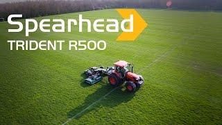 SPEARHEAD Trident R500 spordiväljakutele ja murukattega lennuväljadele