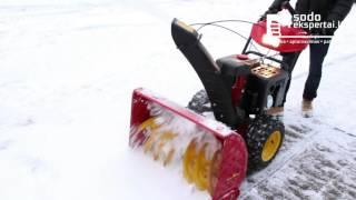 Sniego valytuvas WOLF-Garten - Ambition SF 76 E