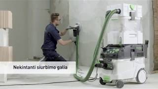 Festool separatorius CT - VA 20