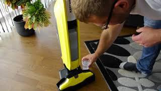 Uus Kärcher põrandapesumasin FC 5 Premium