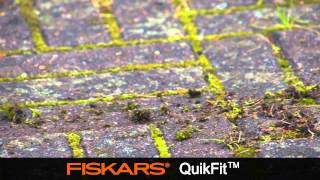 Fiskars QuikFit Paving Brush 1