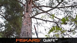 Fiskars QuikFit Curved Saw 136