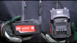 Metabo pristato LiHD akumuliatorines baterijas