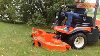 Kubota F2890 - frontalinis vejos traktorius