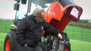 Kubota - STW serijos traktoriai